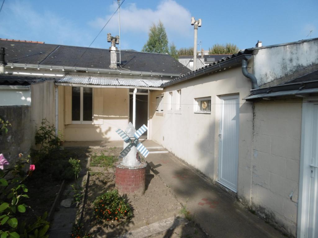 A vendre maison  à rénover Nantes 44