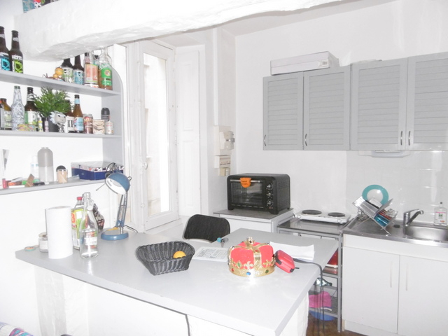 A vendre Nantes 44 Hyper centre, T1bis de 32 m²