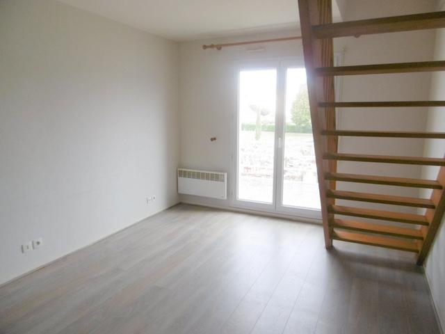Appartement T2 dublex NANTES-PETIT PORT