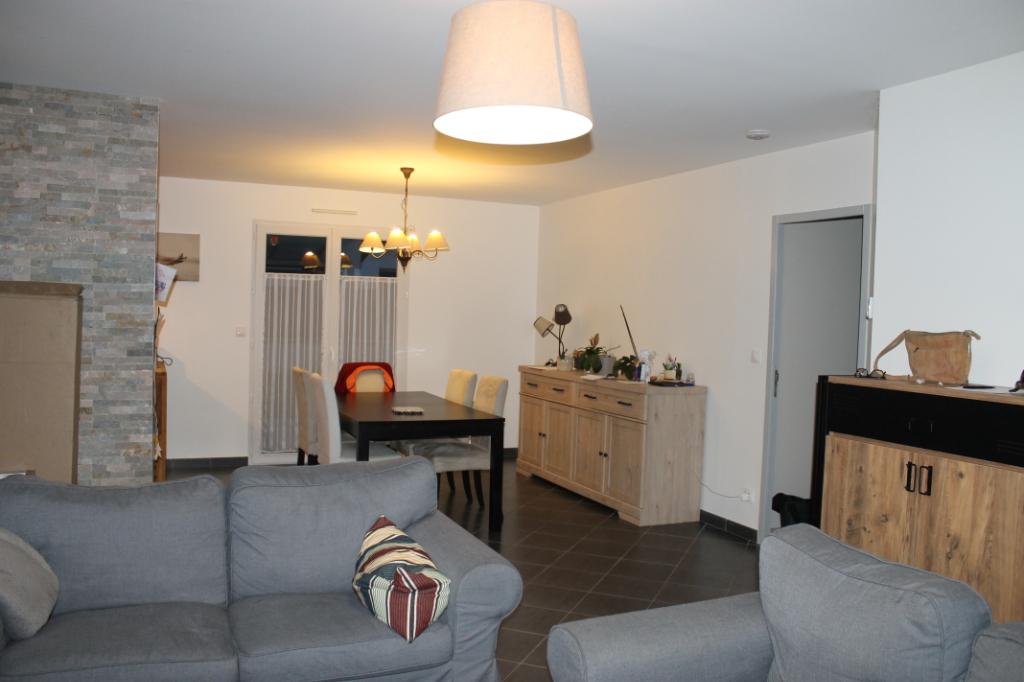 Maison plain-pied, 3 chambres Notre-Dame-des-Landes