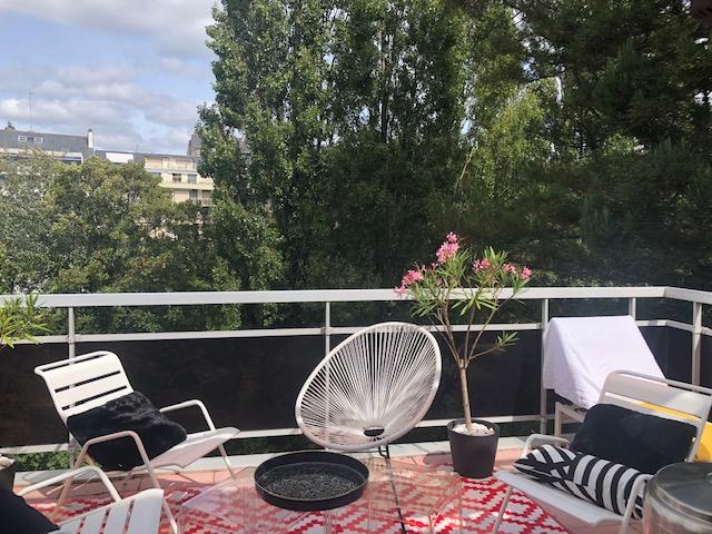 Appartement Nantes centre 125 m2 Terrasse elevée 83 m2