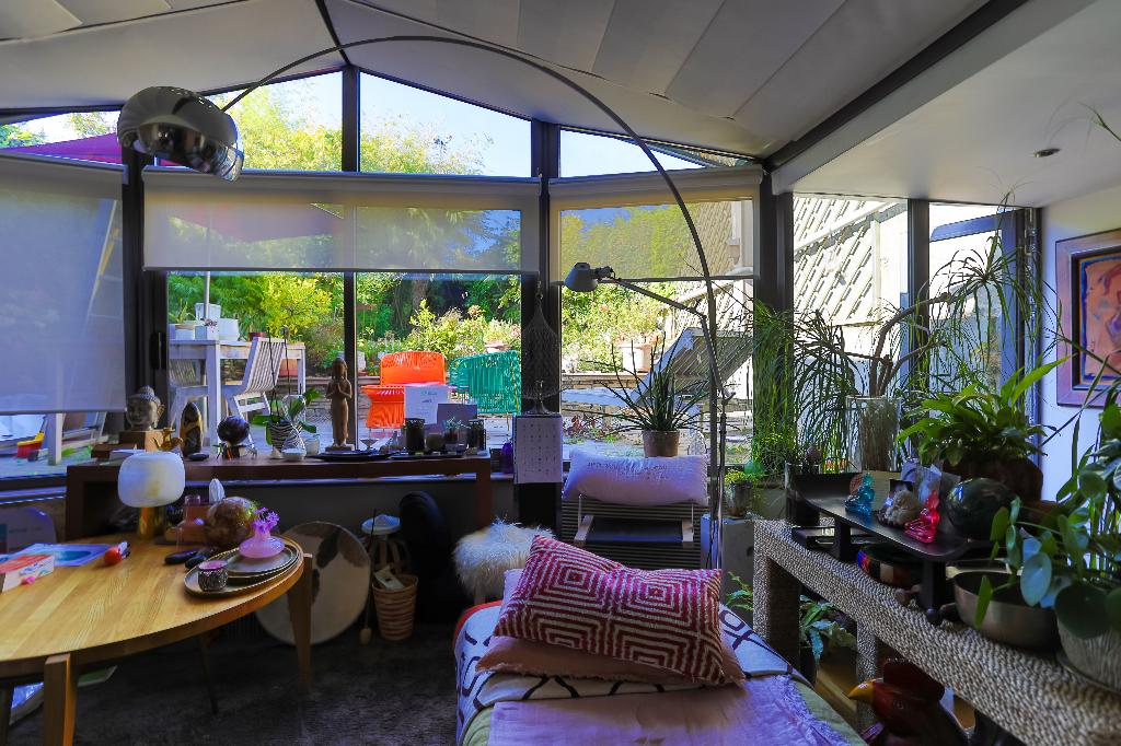 Maison Nantes Procé proche parc et école, 6 pièces 120 m2 avec jardin sud