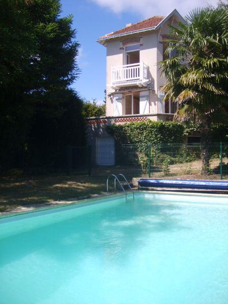 A louer Maison type 3 avec piscine - Le Cellier (44)