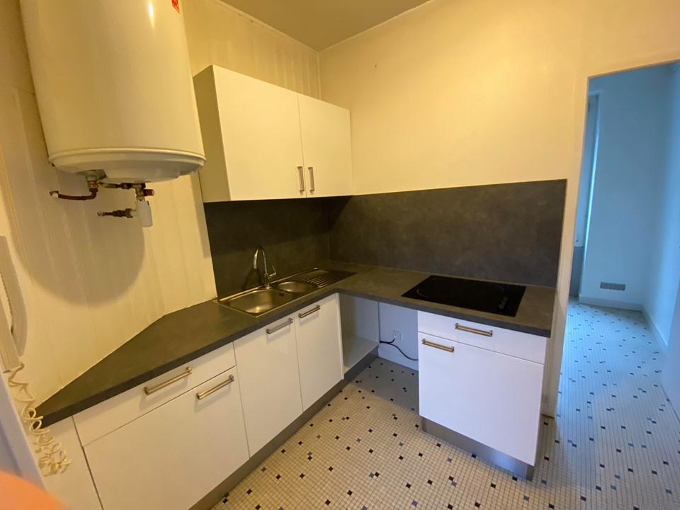 A louer Nantes Zola 44, appartement T1 bis, 1 chambre