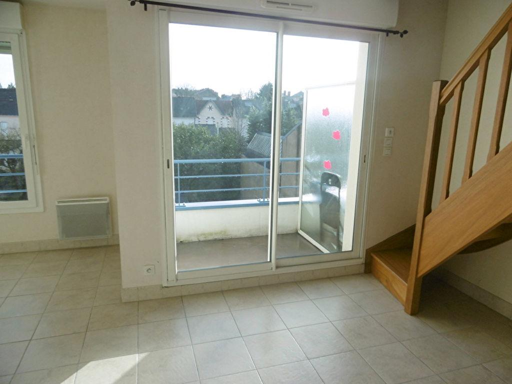 A louer Nantes 44 Dalby , appartement T2 en duplex, 1 chambre