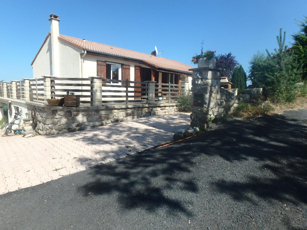 Maison individuelle séparable - terrain arboré - près du village - près des randonnées