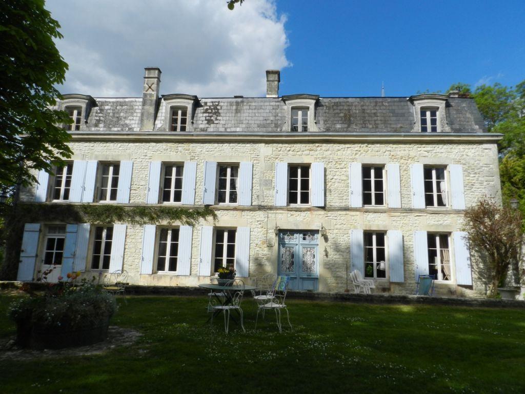 Superbe et rare propriété Maison de maître
