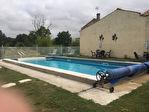 Maison charentaise + 3 gîtes+piscine