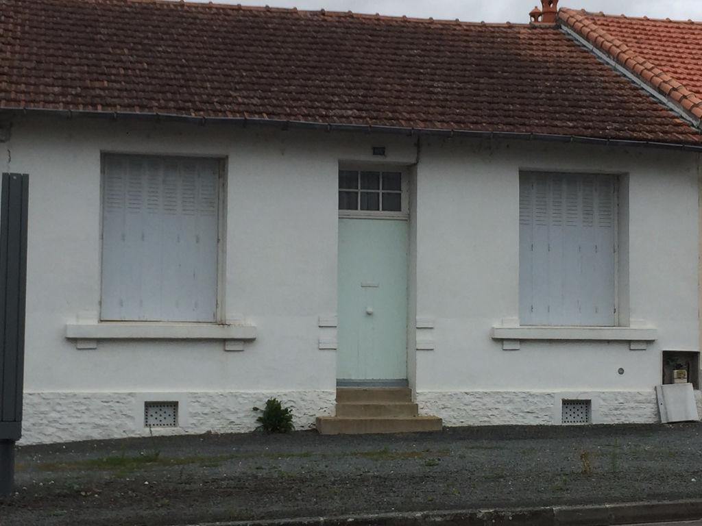 Maison de ville St Jean  d'Angély
