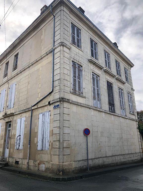 Maison bourgeoise St Jean d'Angély