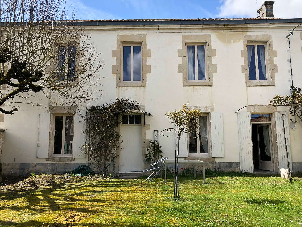 House in the heart of Aulnay