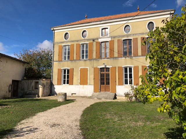Maison de Maître à Rénover