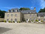 Elégant manoir et son domaine en  Bretagne