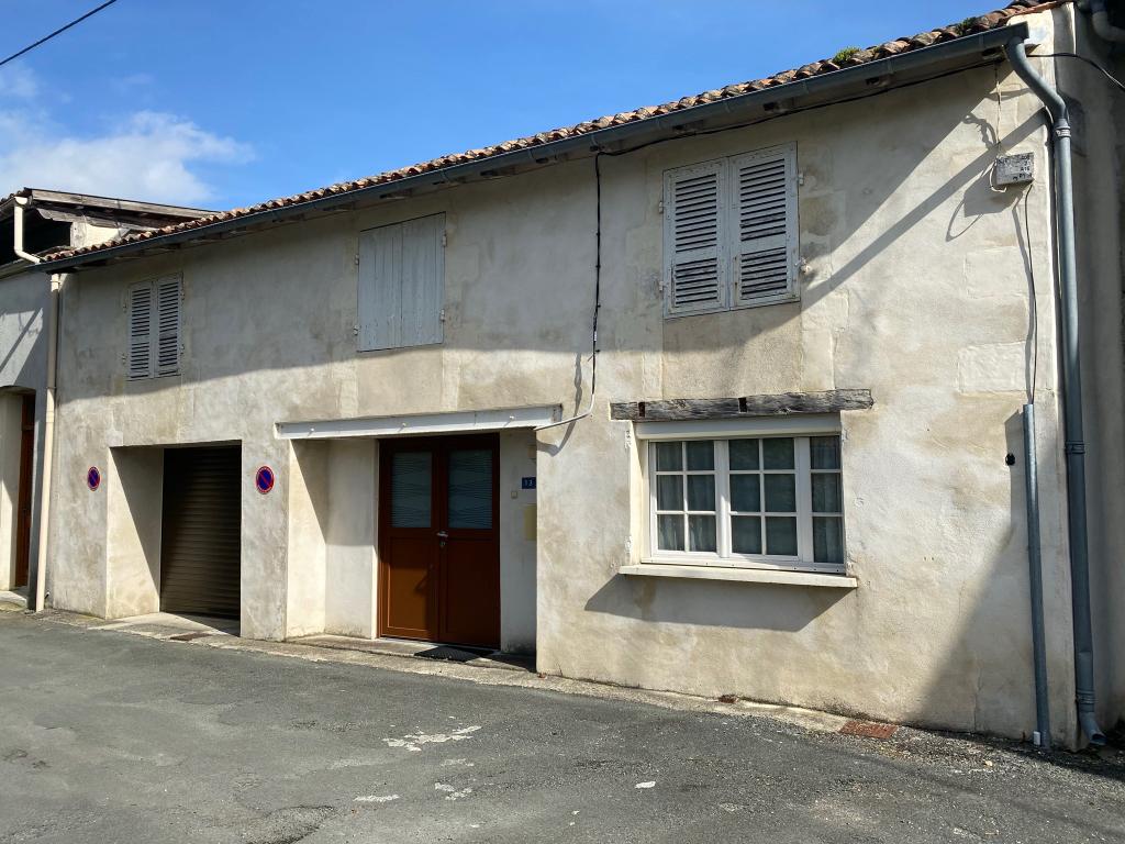 Jolie maison à St Jean d'Angély