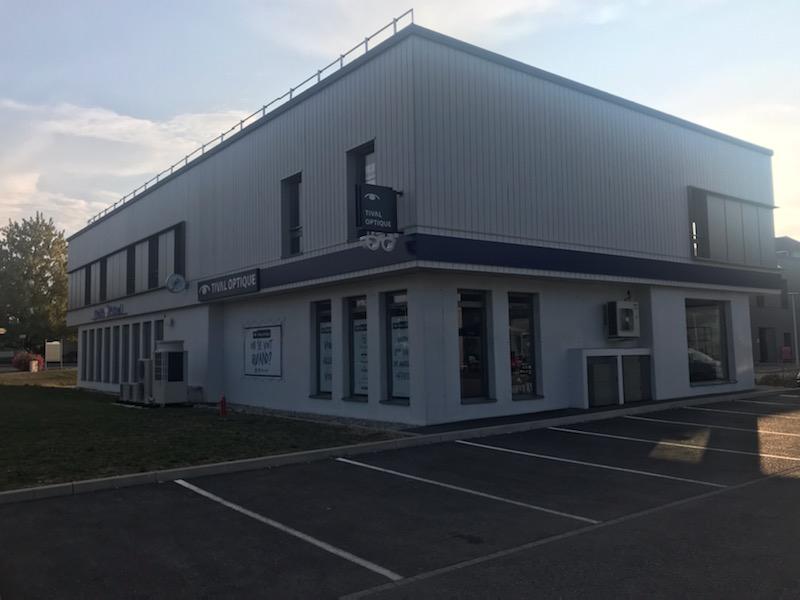 Bureaux ou locaux activité libérale de 144 m² à Hochstatt EXCLUSIF !