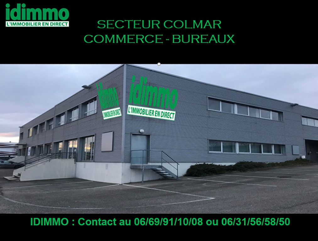 Local commercial Colmar 408 m2