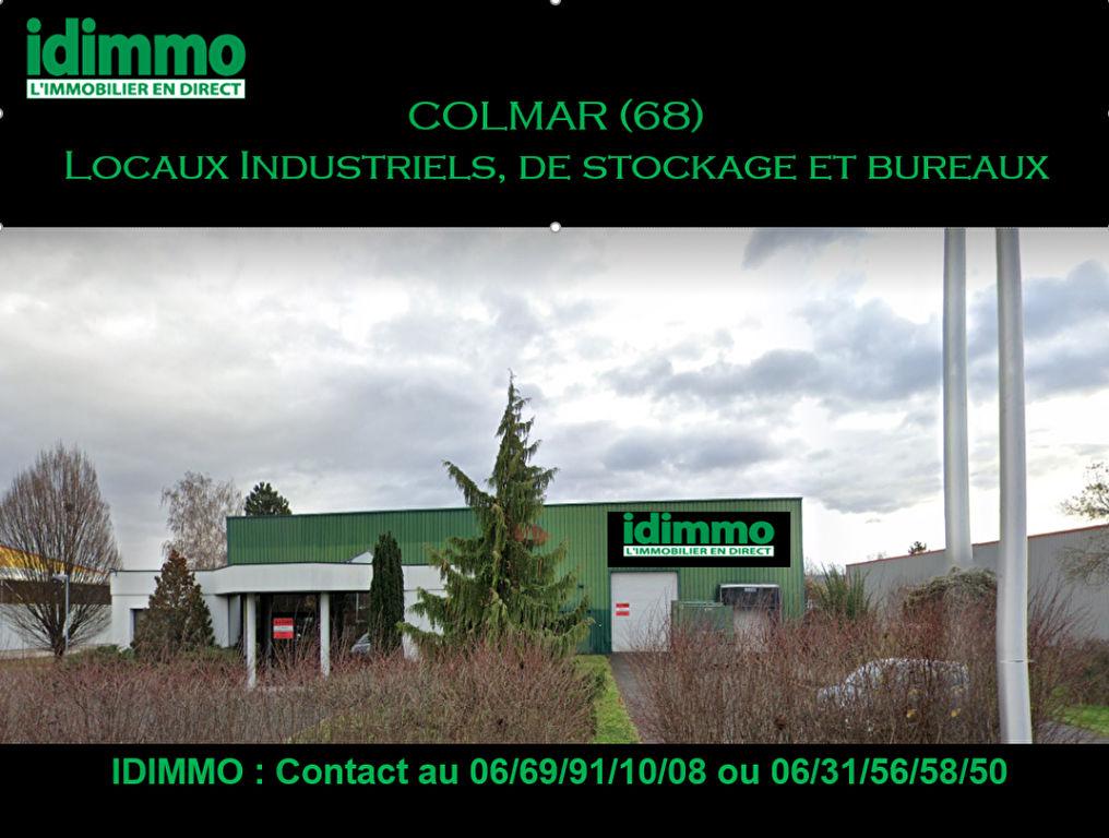 Entrepôt / local industriel Colmar 1073 m2 scindables