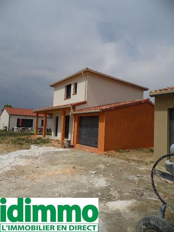 AUTERIVE-Maison 4 pièce(s) 115 m² RT 2012