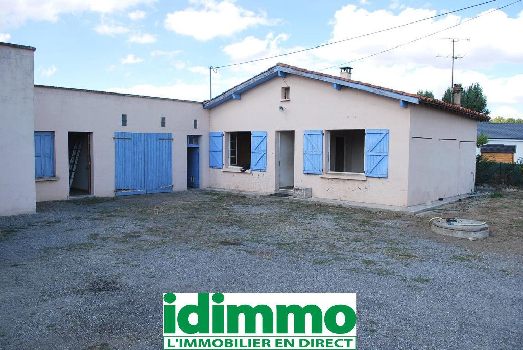 CINTEGABELLE-Maison 4 pièce(s) 180 m2