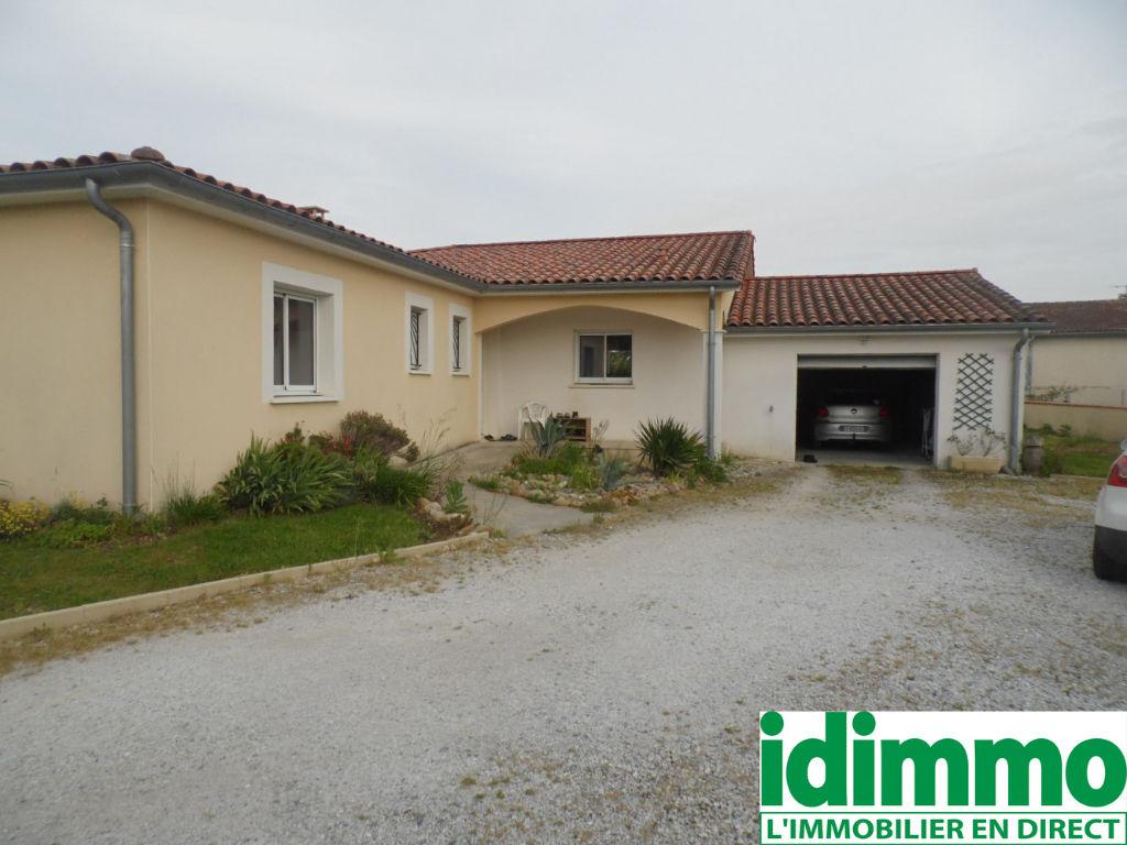 AUTERIVE-Maison 4 pièce(s) 150 m2