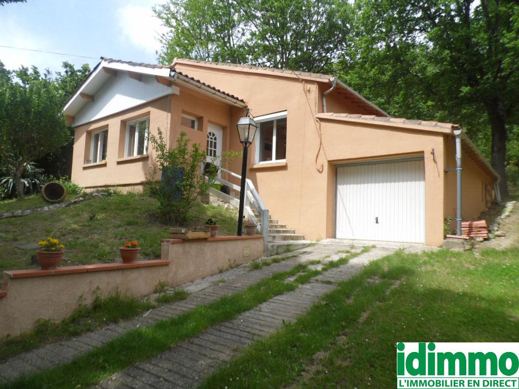 CALMONT-Maison 4 pièce(s) 150 m2