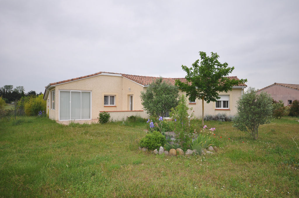 SAVERDUN-Maison 4 pièce(s) 102 m2
