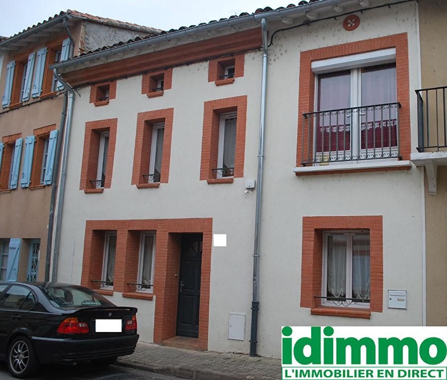 CINTEGABELLE CENTRE-Maison 6 pièce(s) 210 m2