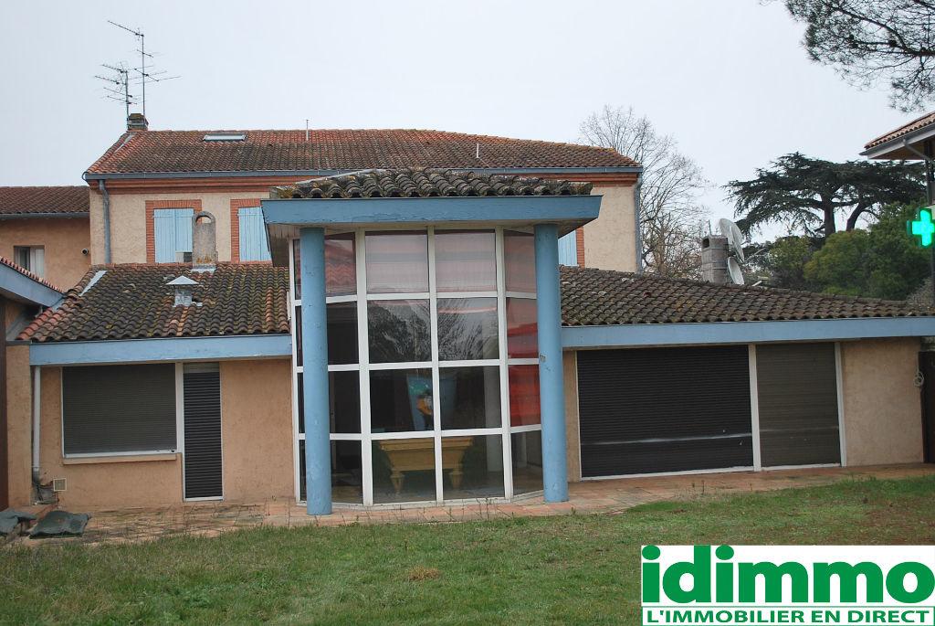 Maison Lagardelle Sur Leze 8 pièce(s) 300 m2