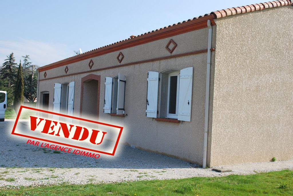 Maison Cintegabelle 4 pièce(s) 100 m2