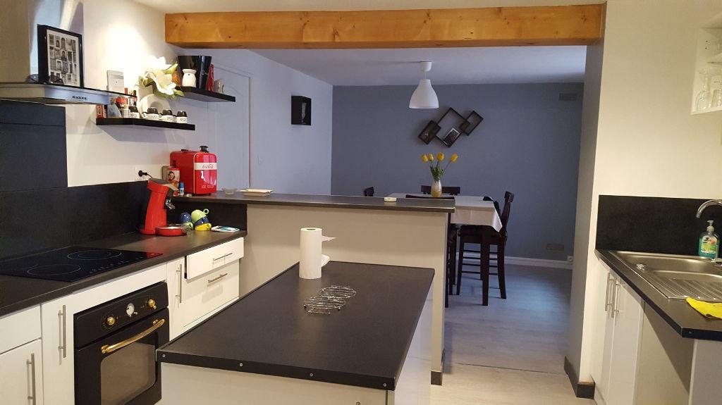 SAVERDUN-Maison 4 pièces 100 m²