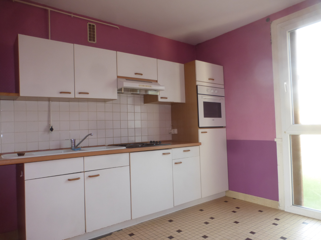 APPARTEMENT TYPE F3 de 68 m²