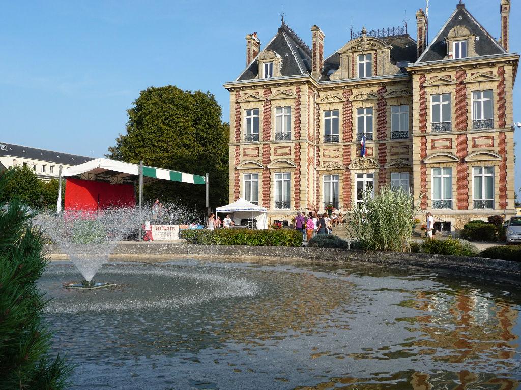 Terrain Ecquevilly 600 m2 - 154.000 €