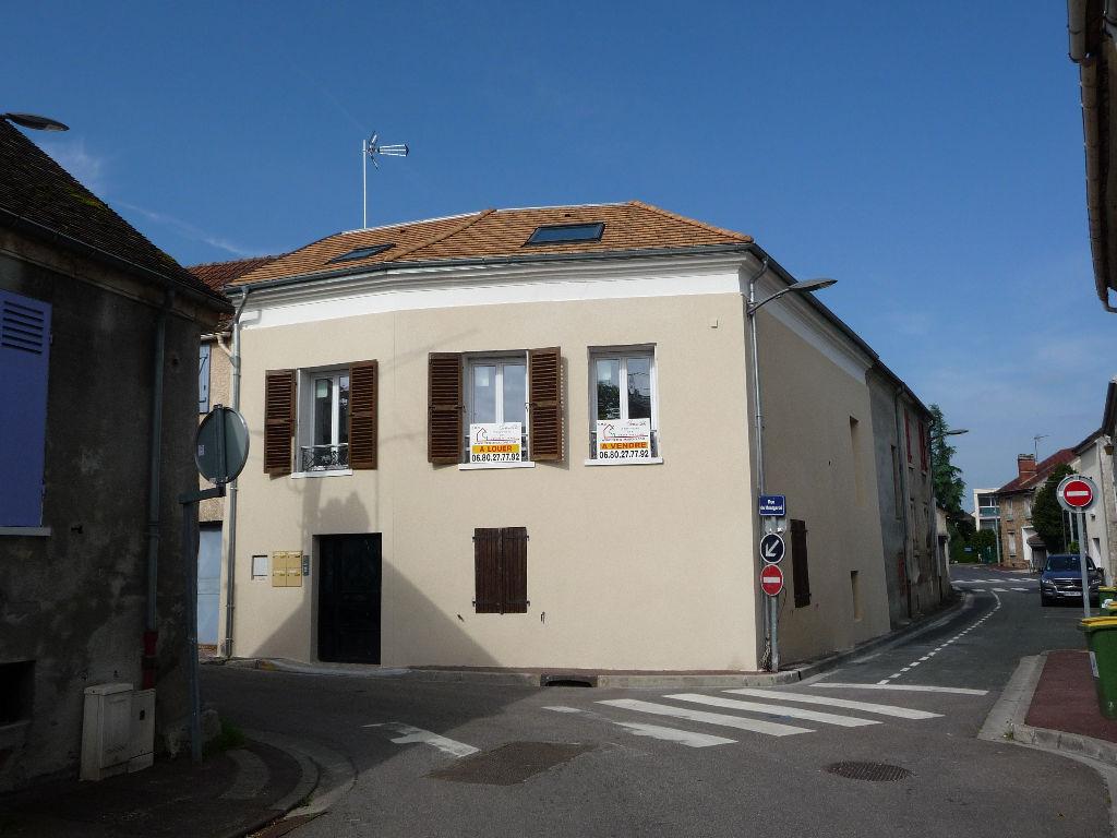 Appartement Aubergenville 2 pièce(s) 34,66 m2