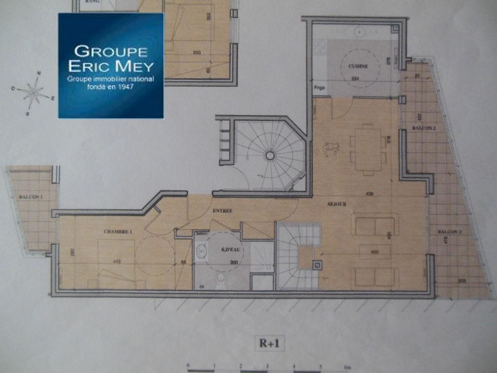 Appartement NEUF  4 pièces 102 m² +2 Balcons+2 Parkings -ALFORTVILLE
