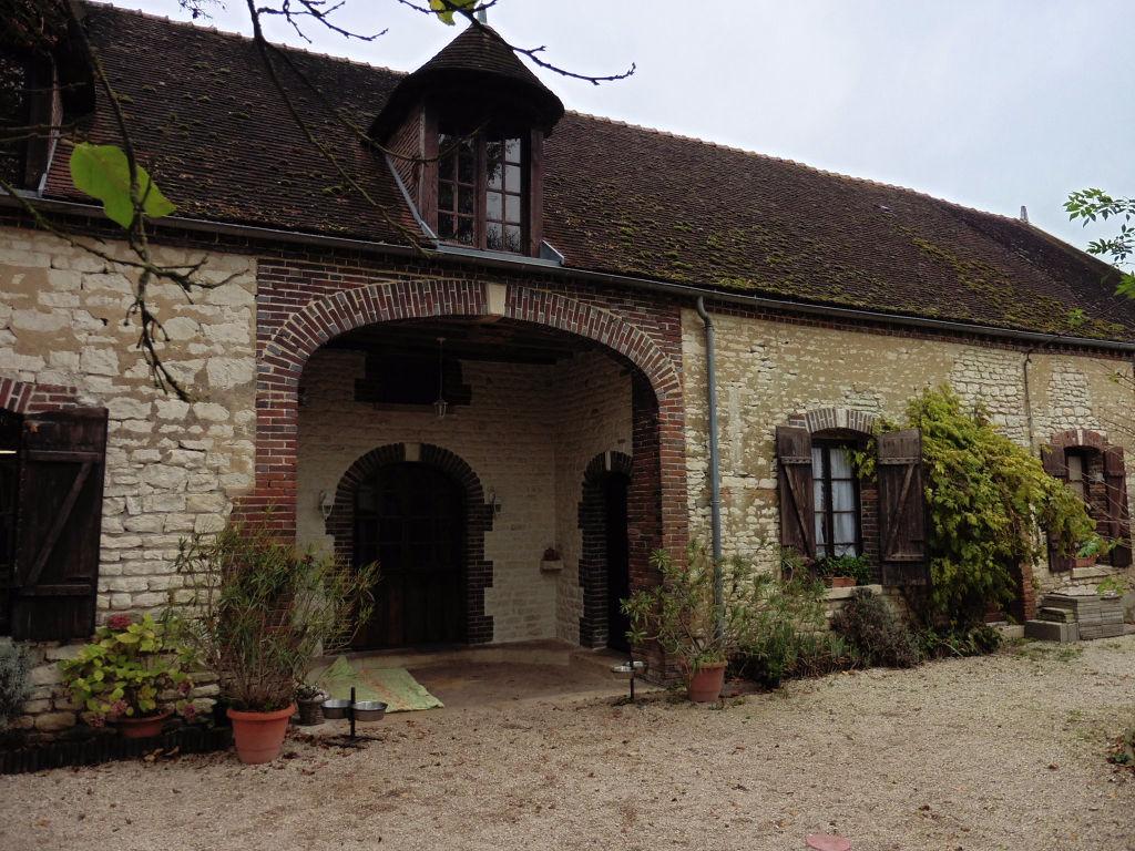 10130 Montigny Les Monts Demeure de Charme en Pierre T5 de 124 m² sur 1600 m²