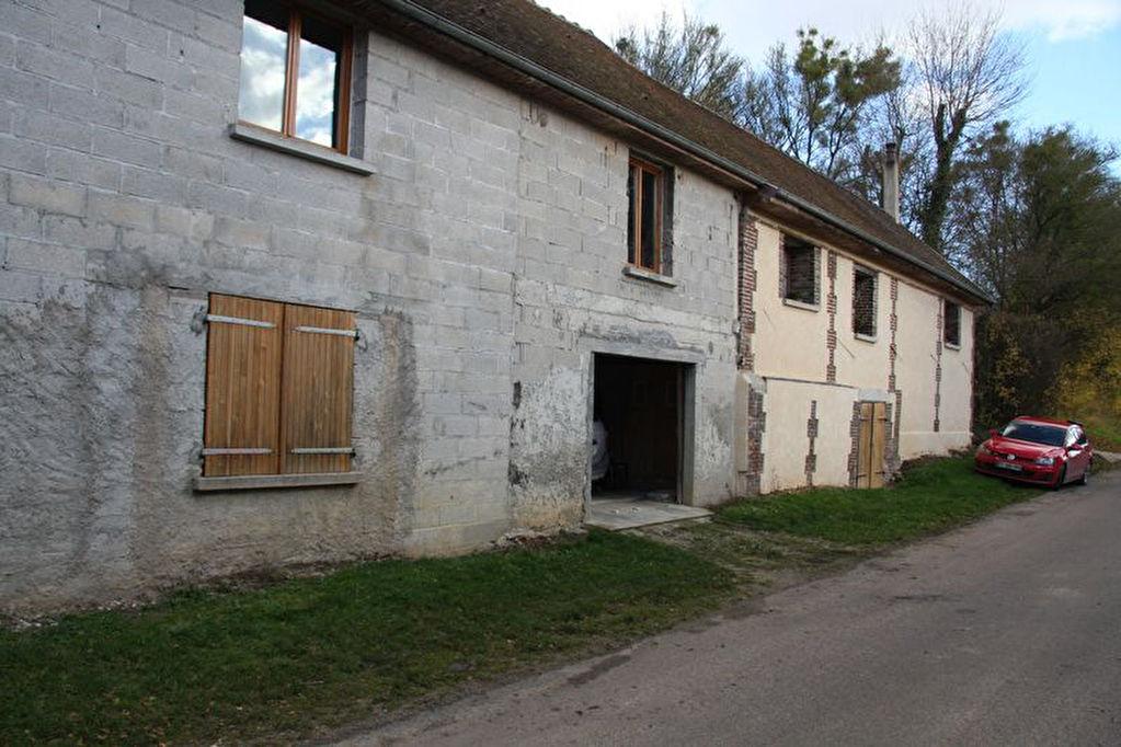10160 hameau de la foret d othe grande maison salon 4 chambres et sejour de  42m² sur 9054 m² de terrain   FAIRE PROPOSITION