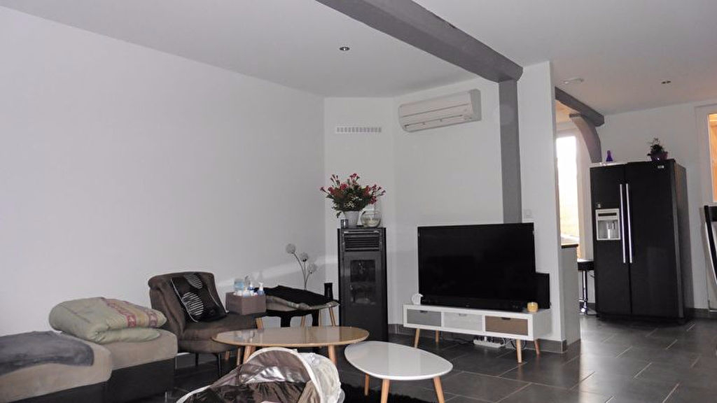 Troyes (10 000) Gare maison de ville neuve 105 m2 avec cour et cave