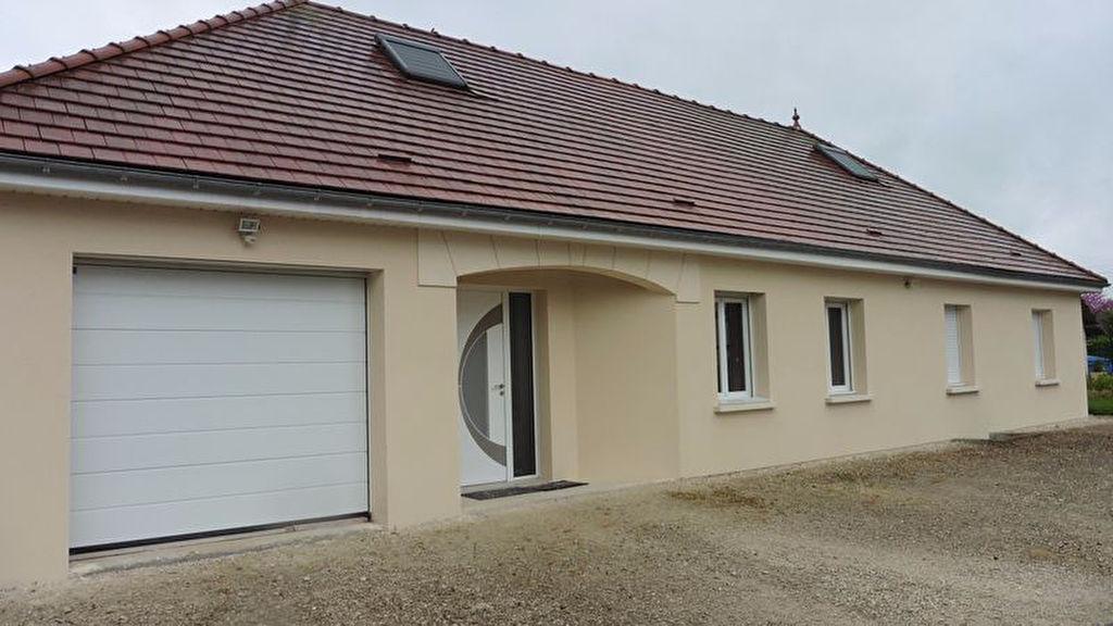 10 130 Chamoy Villa Contemporaine 200 m2 avec garage sur 1338m² de terrain