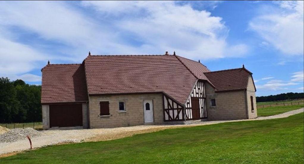 Maison Lignieres 140 m2 SUR 2 HECTARES
