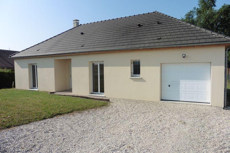 Assenay (10 320) Pavillon 2011 Plain Pied de 96 m² avec garage sur 1237m² de terrain