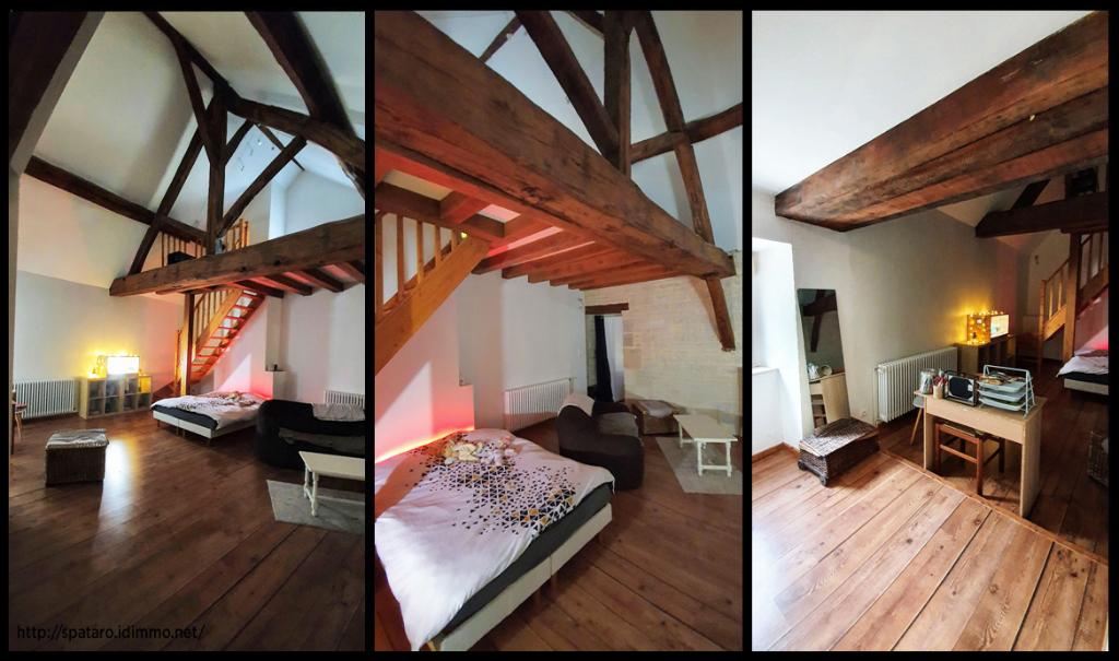 Maison de caractère 4 chambres, 21400 Châtillon-sur-Seine (Côte-d'Or).