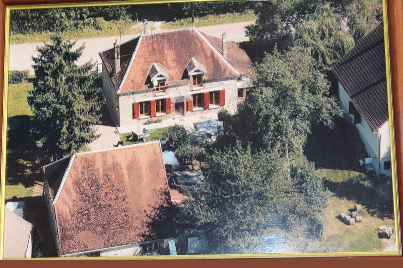 10210 VANLAY BELLE MAISON EN PIERRE DE PAYS DE 110 M² ET GRANGE  SANS TRAVAUX SUR 3000M² 2H PARIS