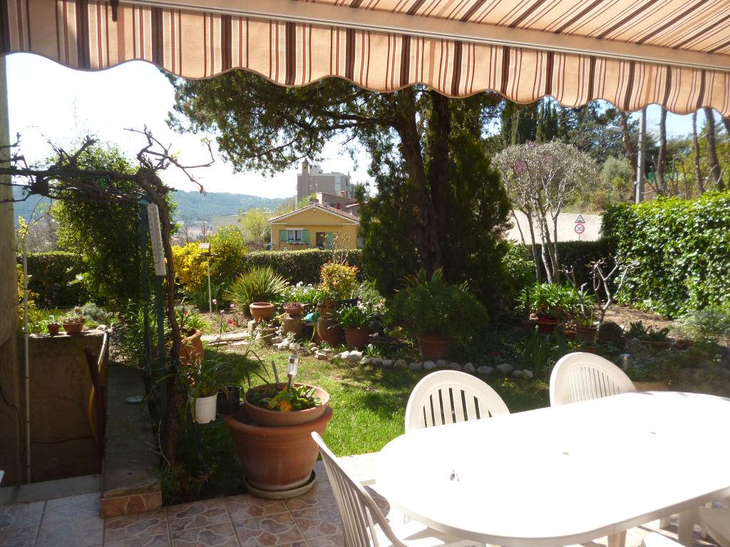 Exclusivité Draguignan proche centre villa F4 90m pp 400m terrain terrasse tout à l'égout 214000€ lot 18 charges 360€/an commission vendeur