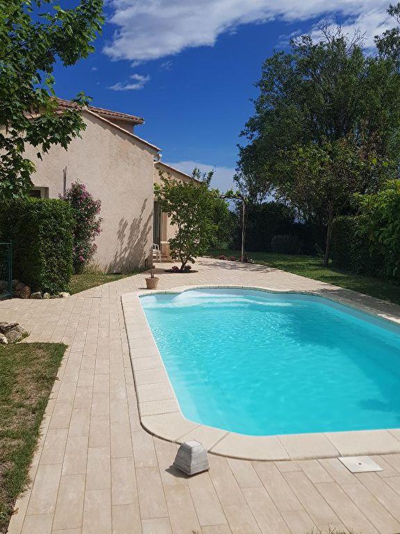 Flayosc belle villa F5 135m 1425m terrain piscine terrasses garage 449925€ crn1995 dpe d