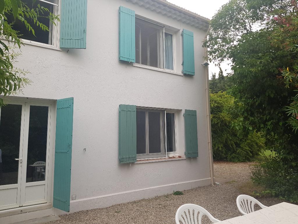 Draguignan villa F4 110m terrasse garage 68m terrain 2500M