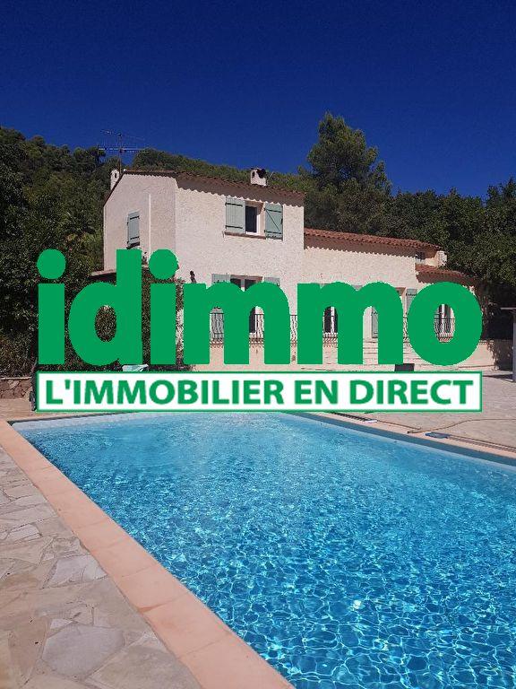 La Motte très belle villa F7 200m 4500m terrain arboré 599000€ crn2031