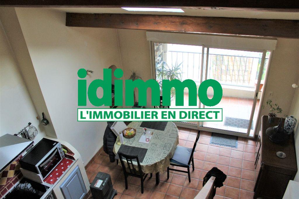 A découvrir Figanières centre bel F3 avec terrasse 127200€ crn2075