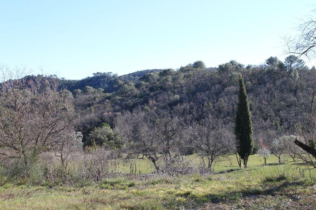 Exclusivité Chateaudouble terrain constructible 4350 m2 composé de 2 parcelles 168000€ crn2080