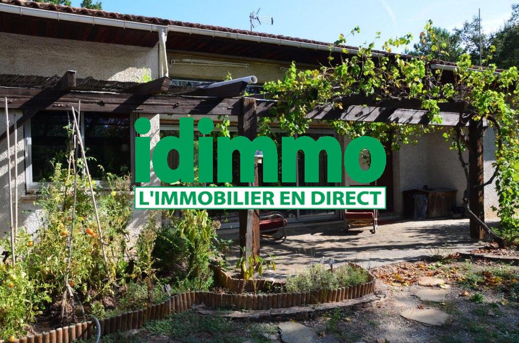 Le Muy villa F4+F2/3 indépendant terrasses dépendances 10000m de terrain 567000€ crn2104