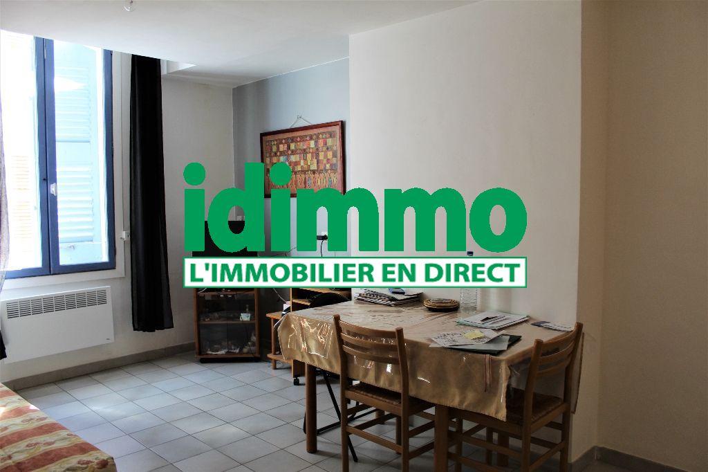 EXCLUSIVITE Draguignan centre idéal premier achat ou investisseur joli F2 39 m2